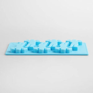 This set of two 'muscle-bound-male' ice cube trays (12 total) is a sure-fire hit for a bridal shower, a strip show party, a grand opening for a gym, or for any event or occasion where heavy-lifters are needed and hotly desired.